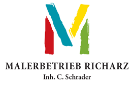 Malerbetrieb Richarz - Christof Schrader - Logo